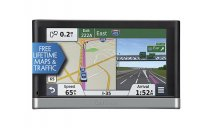 "Garmin - nuvi 2597LMT 5"" GPS with Built-in Bluetooth and Lifetime Map and Traffic Updates"